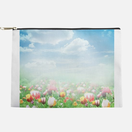 Spring Meadow Makeup Pouch