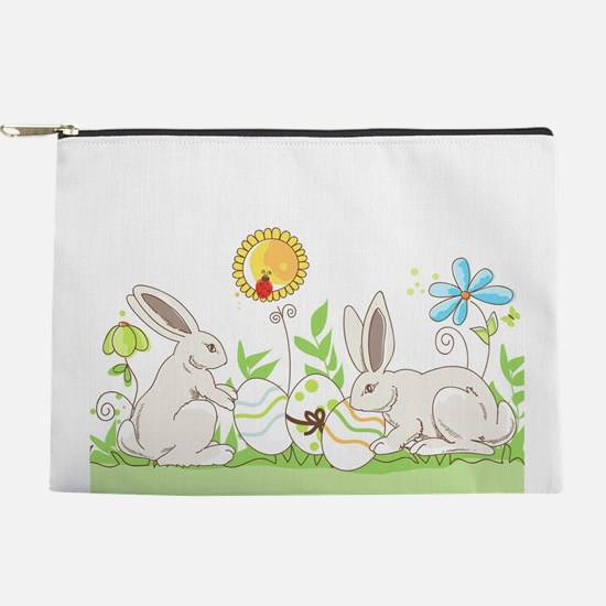 Easter Bunny Makeup Pouch
