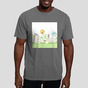 Easter Bunny Mens Comfort Colors Shirt
