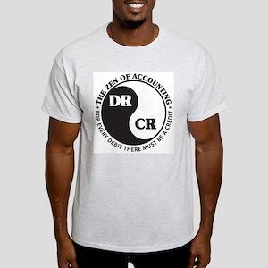 Zen of Accounting Ash Grey T-Shirt
