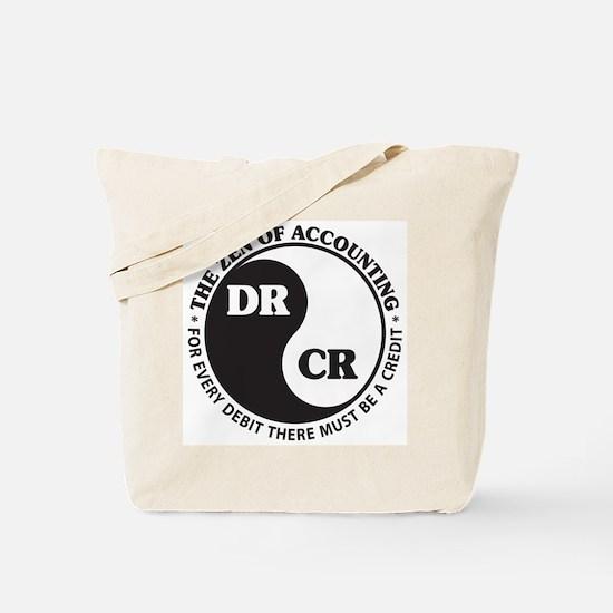 Zen of Accounting Tote Bag