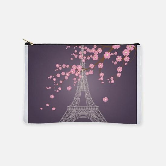 Eiffel Tower Makeup Pouch