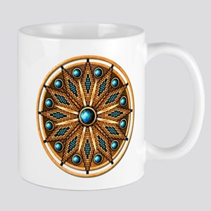 Native American Rosette 15 Mug