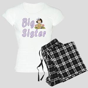 Big Sister Little Friends 4 Women's Light Pajamas