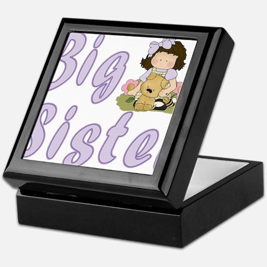 Big Sister Little Friends 4 Keepsake Box