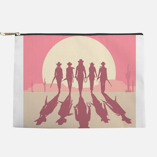 Cowgirls Makeup Pouch