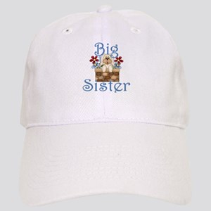 Big Sister Fluffy Pup 3 Cap