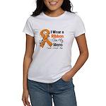 Multiple Sclerosis I Wear Ribbon Women's T-Shirt