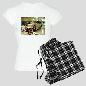 1929 Rolls Royce Women's Light Pajamas