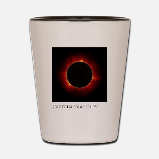 Cute Eclipse Shot Glass