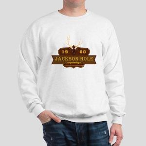 Jackson Hole National Park Crest Sweatshirt