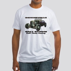 salt flats racing bonneville salt flats Fitted T-S