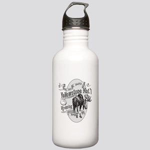 Yellowstone Vintage Moose Stainless Water Bottle 1