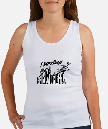 Fiscal Cliff Women's Tank Top