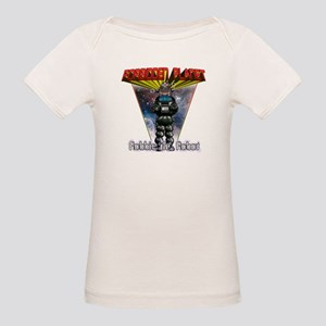 Robbie the Robot Organic Baby T-Shirt