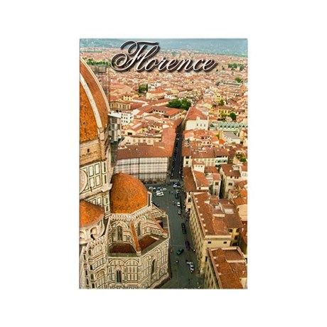 Florence, Italy Rectangle Magnet (10 pack)