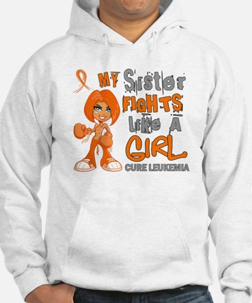 Licensed Fight Like a Girl 42.9 Jumper Hoody