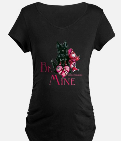 Scottish Terrier Valentine T-Shirt