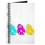CMY Penguins Journal