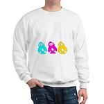 CMY Penguins Sweatshirt