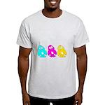 CMY Penguins Light T-Shirt