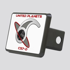 United Planets Insignia Rectangular Hitch Cover