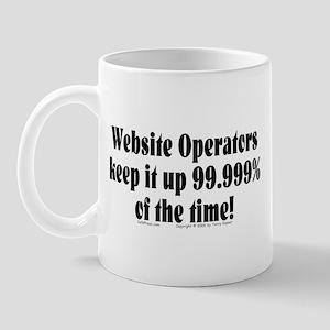 Website Ops... Mug