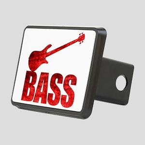 Bass Rectangular Hitch Cover