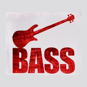 Bass Throw Blanket