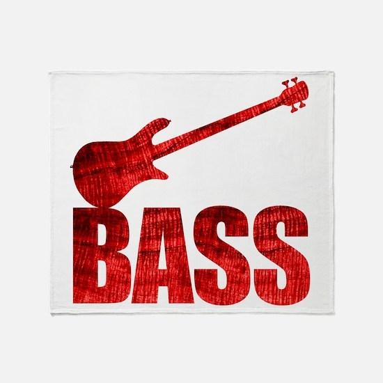 Bass Throw Blanket