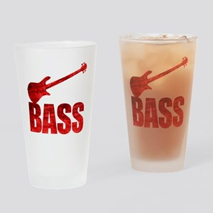 Bass Drinking Glass