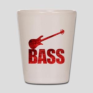 Bass Shot Glass