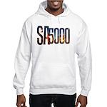 SA 5000 Adelaide summer Hooded Sweatshirt