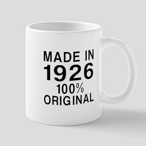Made In 1926 Mug
