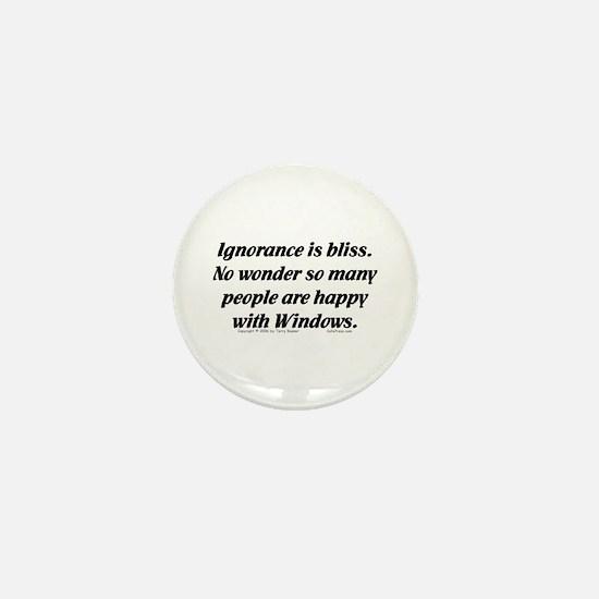 Ignorance/Windows... Mini Button