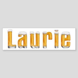 Laurie Beer Bumper Sticker