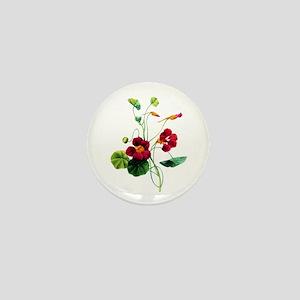 Pierre-Joseph Redoute Botanical Mini Button