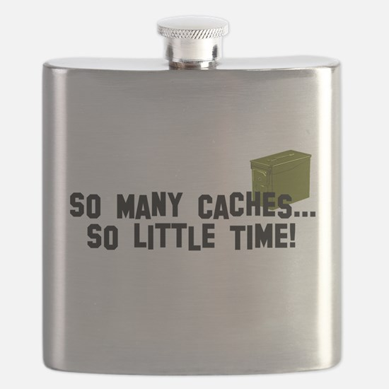 So many caches...so little time Flask