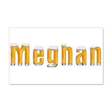 Meghan Beer 22x14 Wall Peel