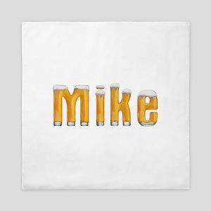 Mike Beer Queen Duvet