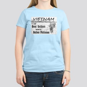 Vietnam (NAM) Good Soldiers G Women's Pink T-Shirt