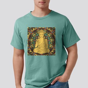 Buddha Mens Comfort Colors Shirt