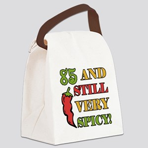 Spicy At 85 Years Old Canvas Lunch Bag