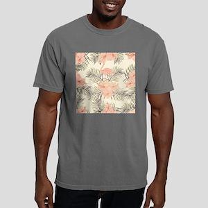 Vintage Flamingo Mens Comfort Colors Shirt