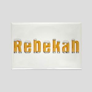 Rebekah Beer Rectangle Magnet