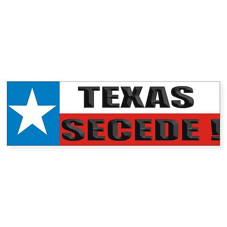 TEXAS SECEDE !!