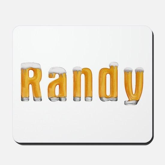 Randy Beer Mousepad