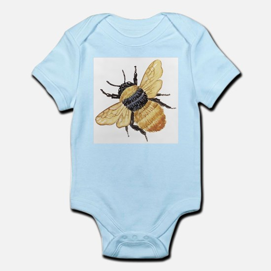 Bumble Bee (Front only) Infant Bodysuit