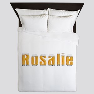 Rosalie Beer Queen Duvet