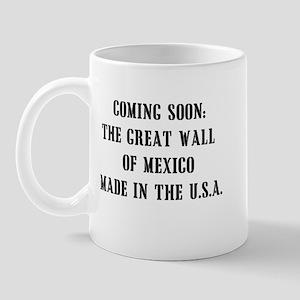 Wall of Mexico Mug